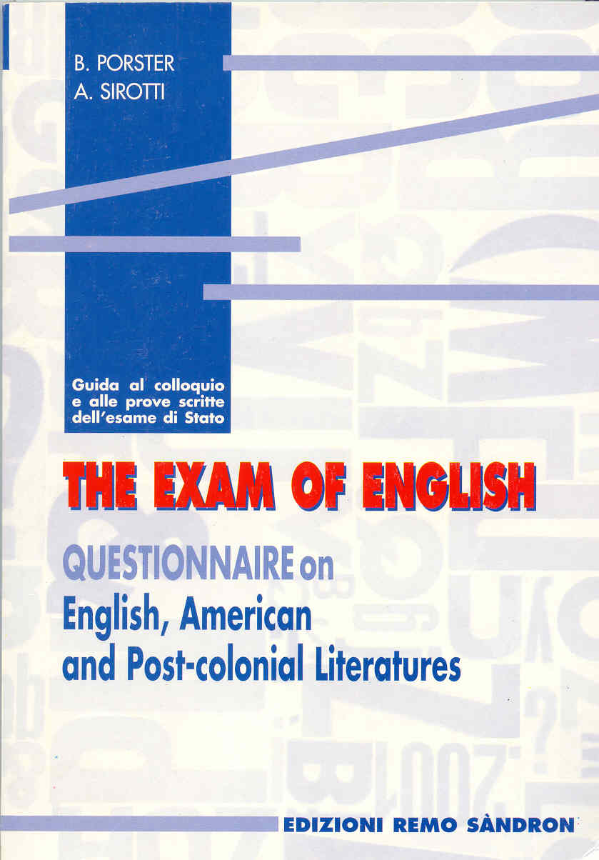 The Exam of English