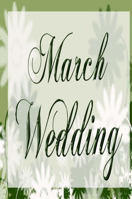 March Wedding Journal