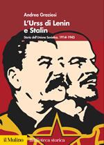 L'Urss di Lenin e Stalin
