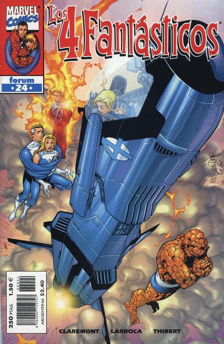 Los 4 Fantásticos Vol.3 #24 (de 34)