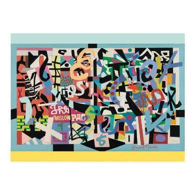 Stuart Davis 1000 Piece Puzzle