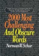 2000 Most Challengin...