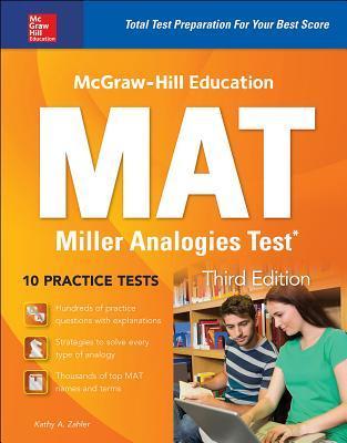 McGraw-Hill Education MAT Miller Analogies Test