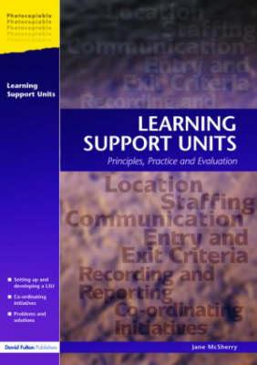 LEARNING SUPPORT UNITS