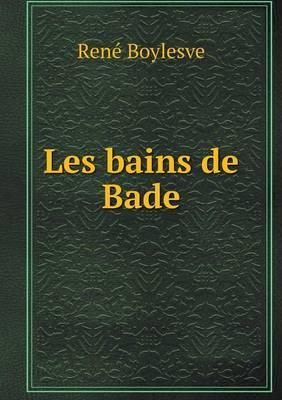 Les Bains de Bade