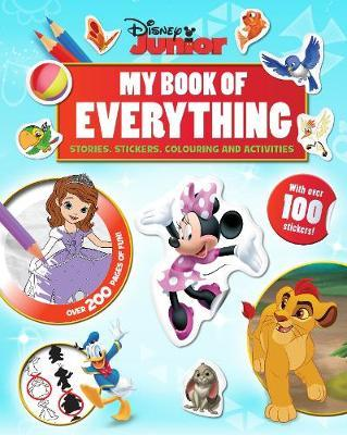 Disney Junior My Book of Everything
