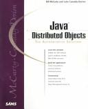 Java distributed obj...