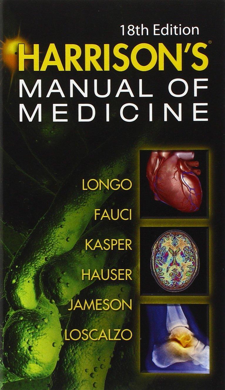 Harrisons Manual of ...