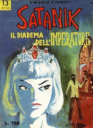Satanik n. 13