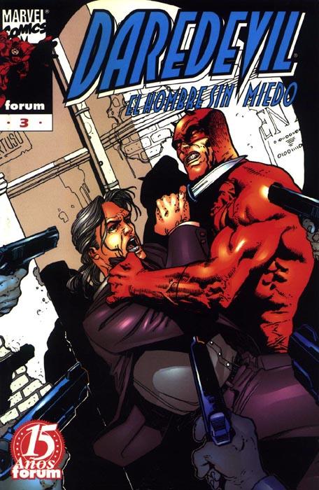 Daredevil Vol.3 #3 (de 4)