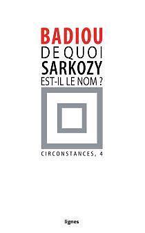 De quoi Sarkozy est-...
