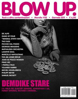 Blow up. 152 (gennaio 2011)