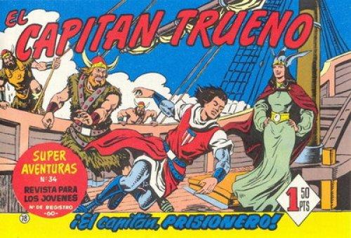 El Capitán Trueno #78