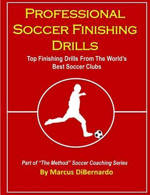 Professional Soccer Finishing Drills