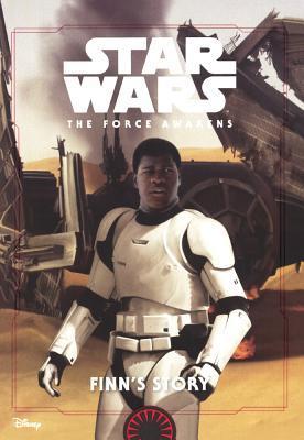 Star Wars The Force Awakens Finn's Story
