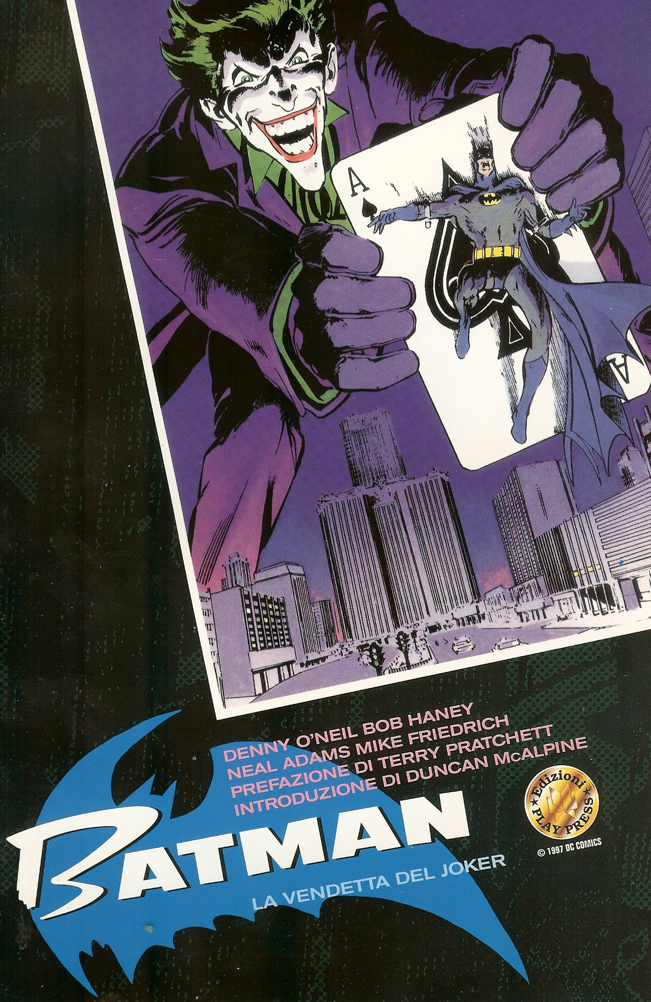 Batman: La vendetta ...