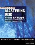 Mastering Risk Volume 1