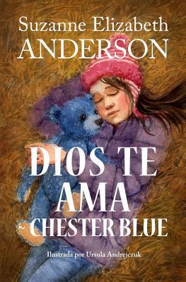Dios Te Ama Chester Blue