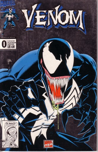 Venom n. 0 - Platinum Edition