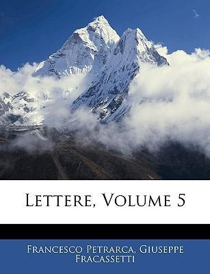 Lettere, Volume 5