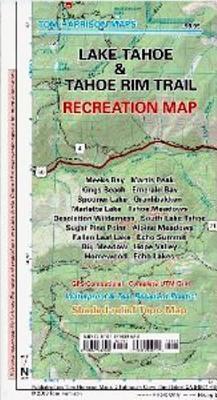 Lake Tahoe & Tahoe Rim Trail