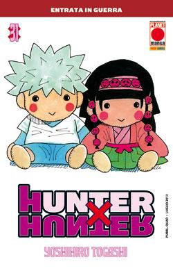 Hunter x Hunter vol. 31