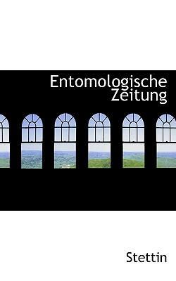 Entomologische Zeitung