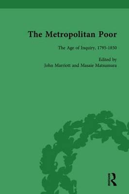 The Metropolitan Poor Vol 1