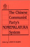 The Chinese Communist Party's Nomenklatura System
