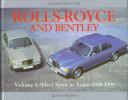 Rolls-Royce and Bentley