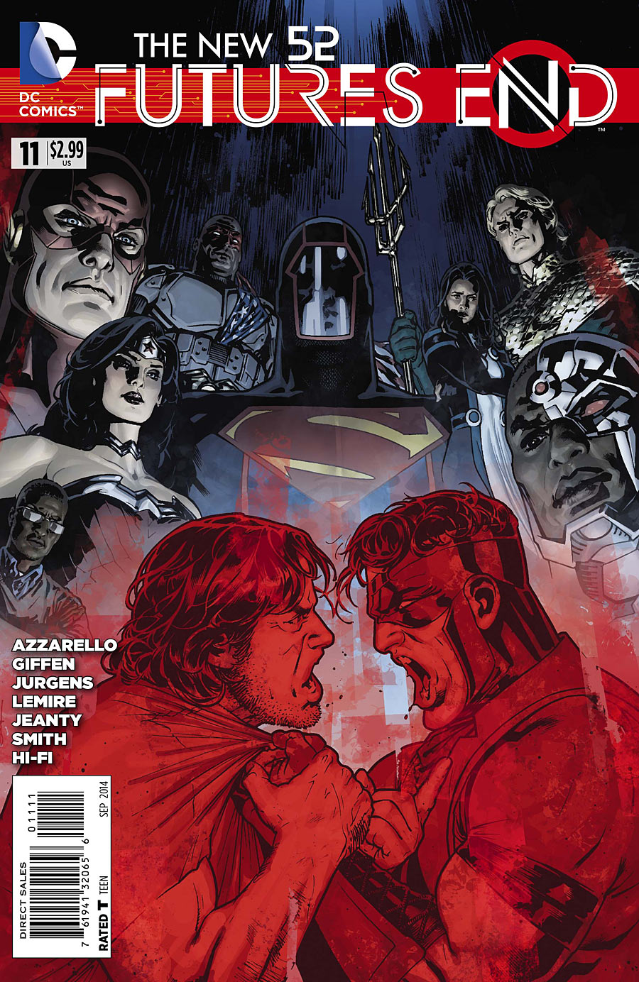 The New 52: Futures End Vol.1 #11