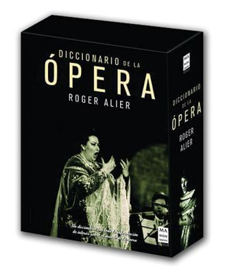 Diccionario de la opera / Dicctionary of Opera