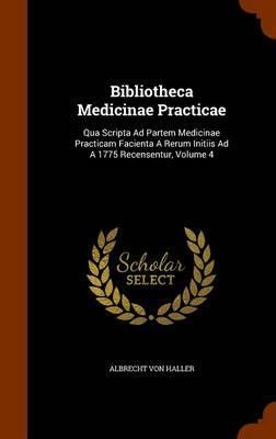 Bibliotheca Medicinae Practicae