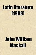Latin Literature (1908)