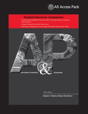 Study Resource Companion t/a PAP 13e All Access Pack
