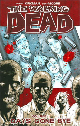 Walking Dead: Days Gone Bye v. 1