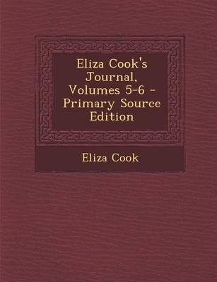 Eliza Cook's Journal...