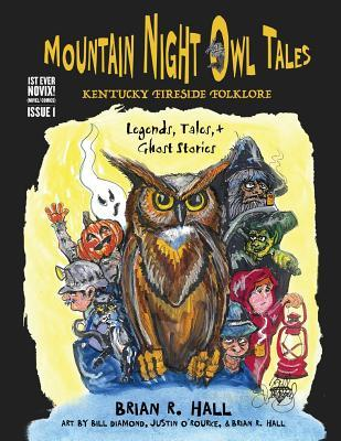 Mountain Night Owl Tales