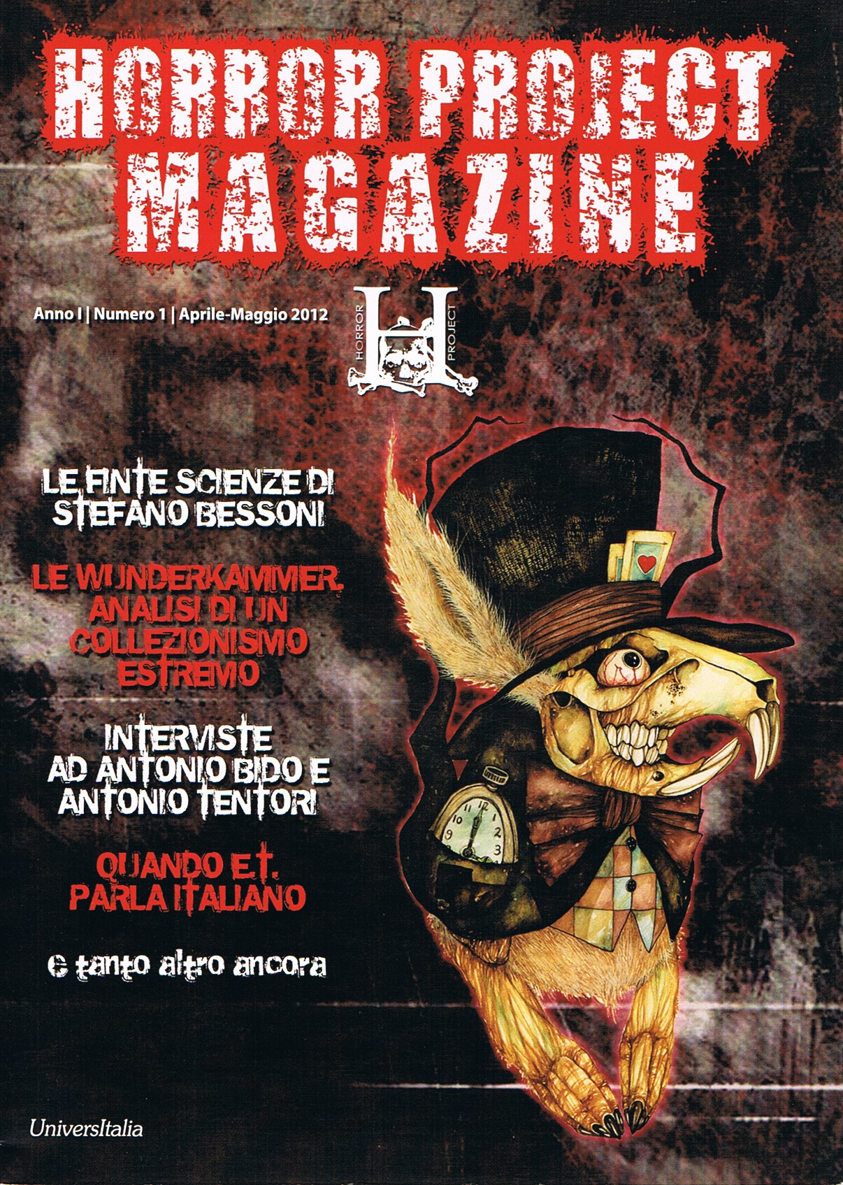 Horror Project Magazine