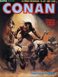 Conan la spada selvaggia n. 69