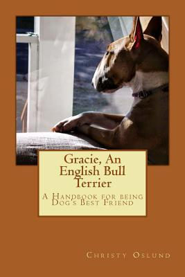 Gracie, an English Bull Terrier