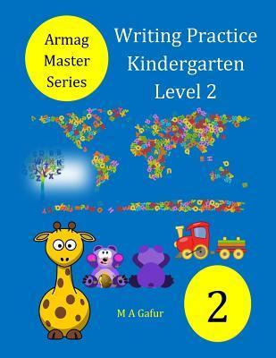 Writing Practice Kindergarten Level 2