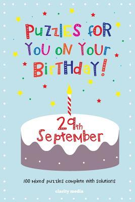 Puzzles for You on Your Birthday 29th September