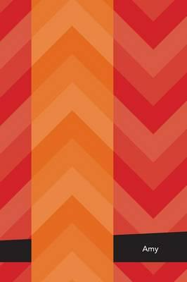 Etchbooks Amy, Chevron, College Rule, 6 X 9', 100 Pages