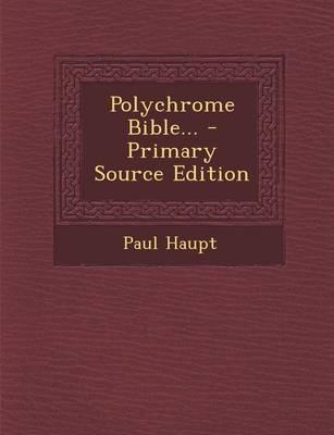 Polychrome Bible