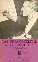 La música orquestal...