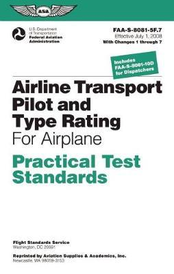 Airline Transport Pilot and Aircraft Type Rating