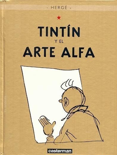 Tintín y el arte Alfa