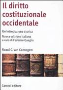 Il diritto costituzionale occidentale