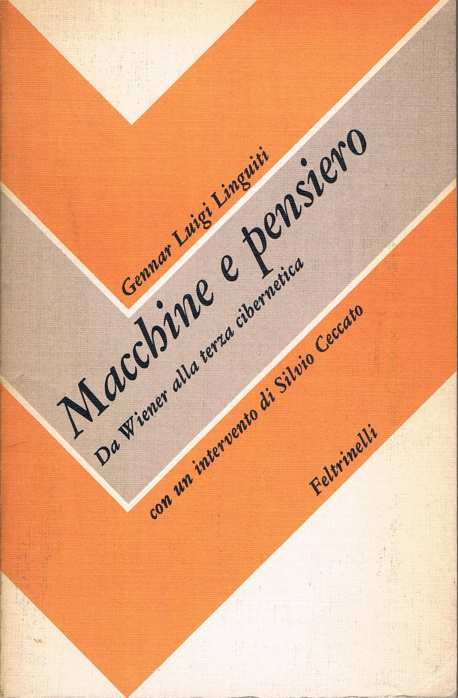 Macchine e pensiero